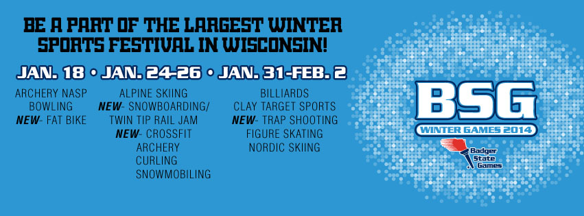 Badger State Games - Winter 2014