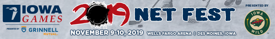 2019 Net Fest Hockey Iowa Wild Additional Tickets
