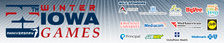2017 Winter Iowa Games