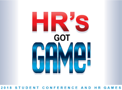 2018 Student Conference & HR Games - HR's Got Game!  Western Technical College
