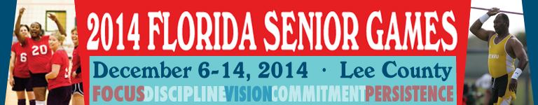 2014 Florida International Senior Games and State Championships