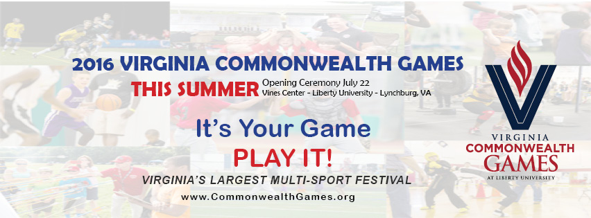 2016 Virginia Commonwealth Games at Liberty University